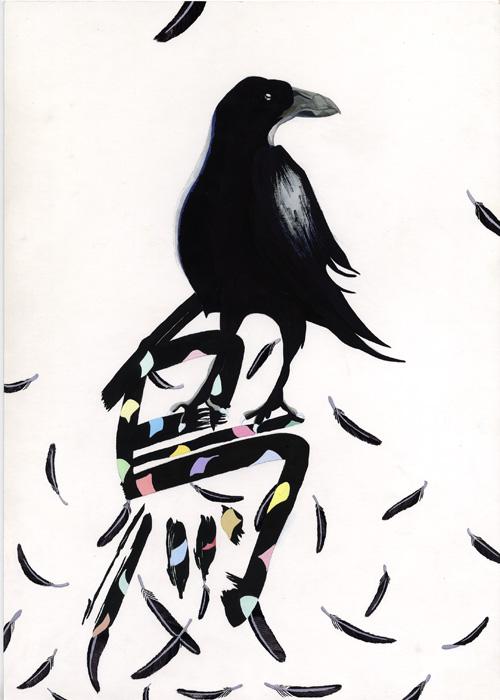 烏 Crow by 下田健太  CREATORS ...